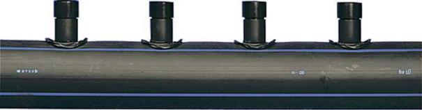 Uponor Meltaway jednostruki razdjelnik