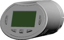 Uponor Smatrix Wave радиаторная термостатическая головка T-162