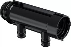 Uponor Aqua PLUS Колектор Q&E PPM