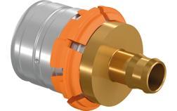Uponor Q&E adapter S-Press