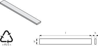 Uponor Tecto dilatacijski element
