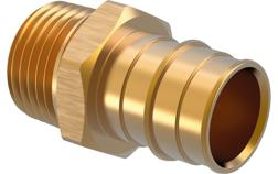 Uponor Q&E adapter, MN PL