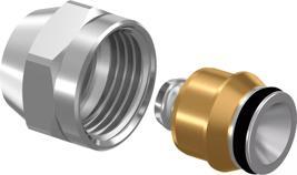 Uponor Uni-X Затискний адаптер M24 MLC