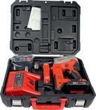 Uponor Q&E аккумуляторный инструмент расширительный M18 6bar
