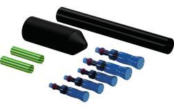 Uponor Ecoflex Supra Standard комплект для кабеля S1
