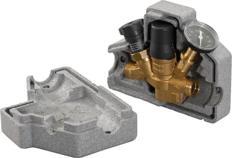 Uponor S-Press Thermostatventil Aquastrom T plus
