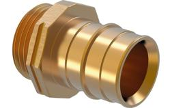 Uponor Q&E adapter, MN PL W