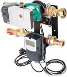 Uponor Fluvia Move насосно-смесительный блок PPG-30-A-W