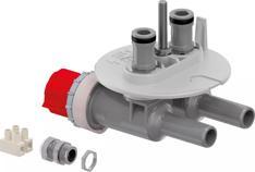 Uponor Contec Adapterstecker T2 SV